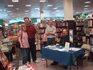 Book Signings